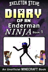 Minecraft Diary of an Enderman Ninja - a Free Minecraft Book